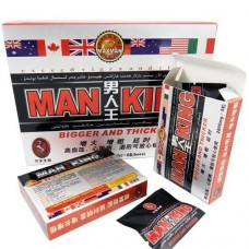 MAN KING BOX OF 5 TABLETS