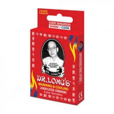 DR. LONG'S WARMING & COOLING CONDOMS | 3'S