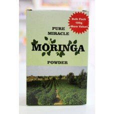 PURE MIRACLE MORINGA POWDER 100g